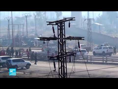 سوريا: انتهاء إجلاء جميع السكان من بلدتي الفوعة وكفريا  - نشر قبل 25 دقيقة
