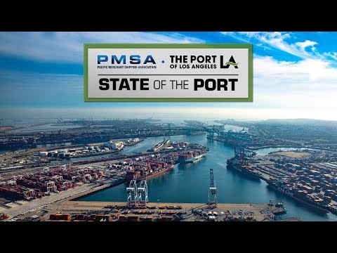 2019 State of the Port of Los Angeles