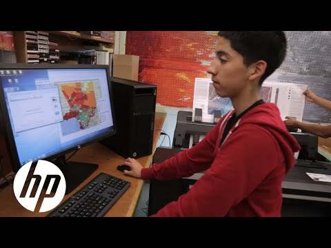 Roosevelt High School enhances STEM education with HP Z Workstations