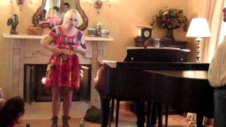 Sia-3 Songs-Live at Camp Krim-8/12/10