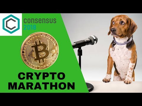 Cryptocurrency Analysis - Consensus 2018