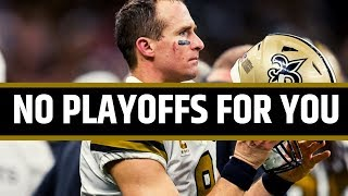 5 NFL Playoff Teams Who Will Miss The 2019/2020 Playoffs