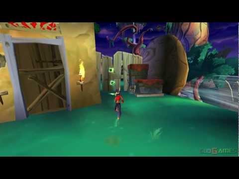 Kya: Dark Lineage - Gameplay PS2 HD 720P