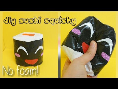 DIY Homemade Squishy Tape Tutorial - No Foam!