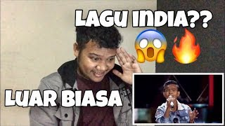 Octrin - Muskurane | Blind Auditions | The Voice Kids Indonesia 2018 REACTION