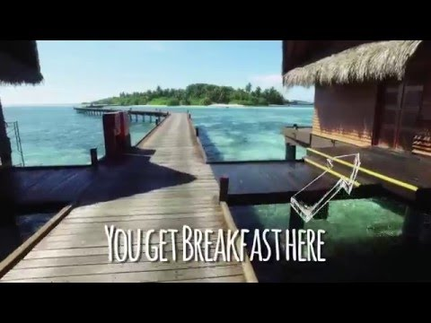 Adaaran Select Hudhuranfushi + Prestige Ocean Villas Walkaround