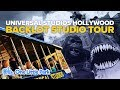 The Famous Universal Studio Tour - Universal Studios Hollywood Theme Park History