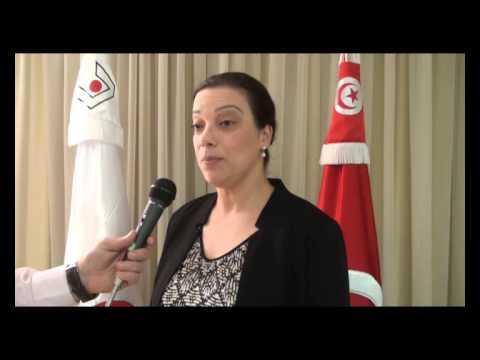 Déclaration de Mme Namia AYADI