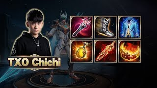 《Garena傳說對決》選手攻略 TXO Chichi 教你玩趙雲