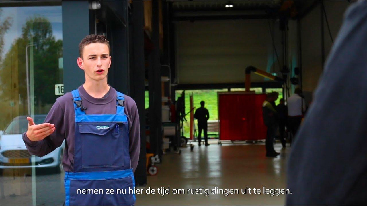 Studenten uit de Hoeksche Waard aan het woord: Robbin