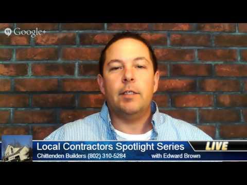 Roofing Contractors Burlington VT - Chittenden Builders -  Vermont Roofing Contractors