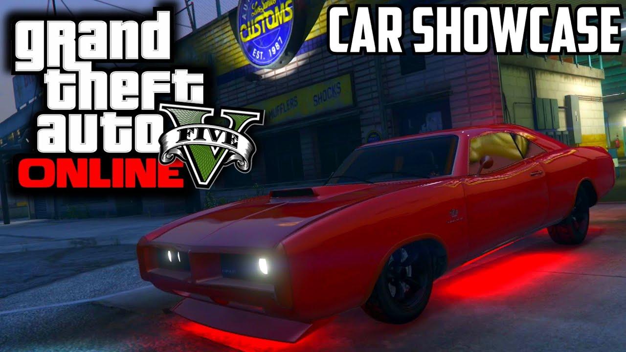 GTA 5 PS4 - Dukes (Imponte) Car Showcase - YouTube