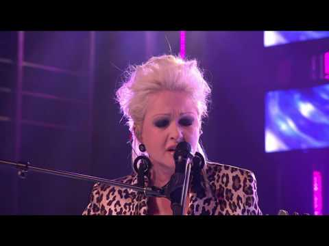 Cyndi Lauper - Time after Time (Live at Australian Idol)