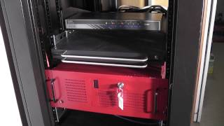 Home Data Center Update 2012 - Adding the PBX Server and a new Rack Console