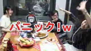戸松さん、落ち着いてください。ダイビングでパニック!w花澤香菜 矢作...