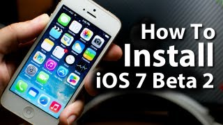 how to install ios 7 beta 2 on iphone5 4s 4 ipod touch 5g ipad 2 3 4 mini
