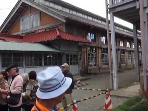 世界遺産・富岡製糸場見学記