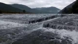 高知県西部 2016年10月19日下ノ加江川 スズキ、ヒラセイゴ、ナマズポイント