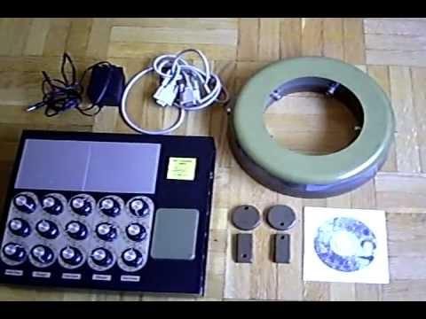 Wish Machine - Chi Energy Orgone Generator The RAD 5 Top of the Line Radionics Machine