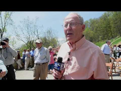 Sen. Lamar Alexander talks about the Foothills Parkway
