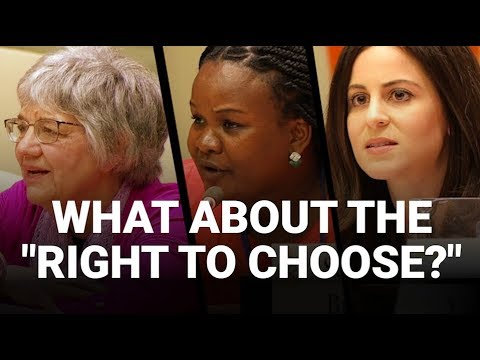 "What about the ""Right to Choose?"" - Women at the UN fire back"