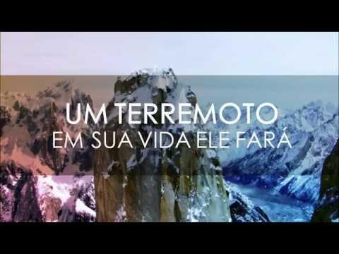 Banda Canal da Graça - Terremoto - Lyric Video Oficial
