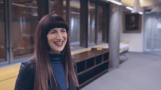 Futurist Shara Evans Profile Video