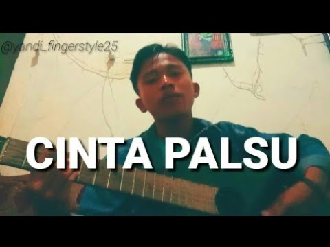GAMMA BAND - CINTA PALSU cover Gitar