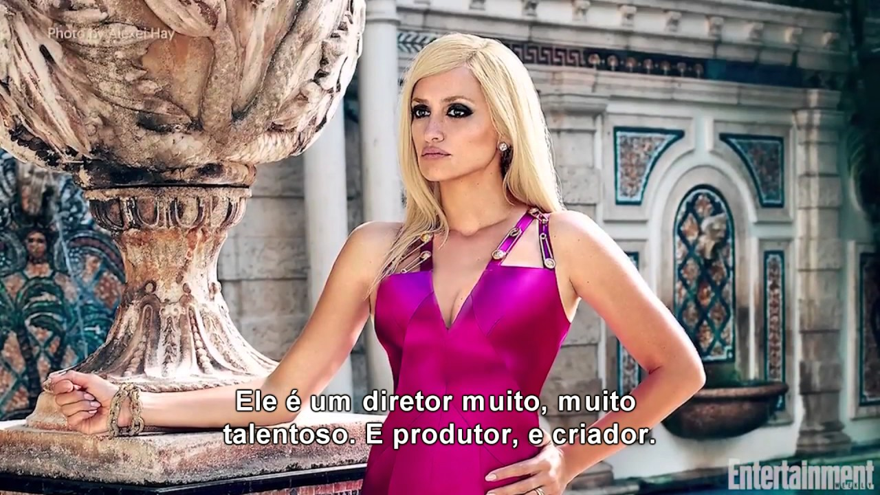 Versace American Crime Story First Look Ew Legendado Youtube