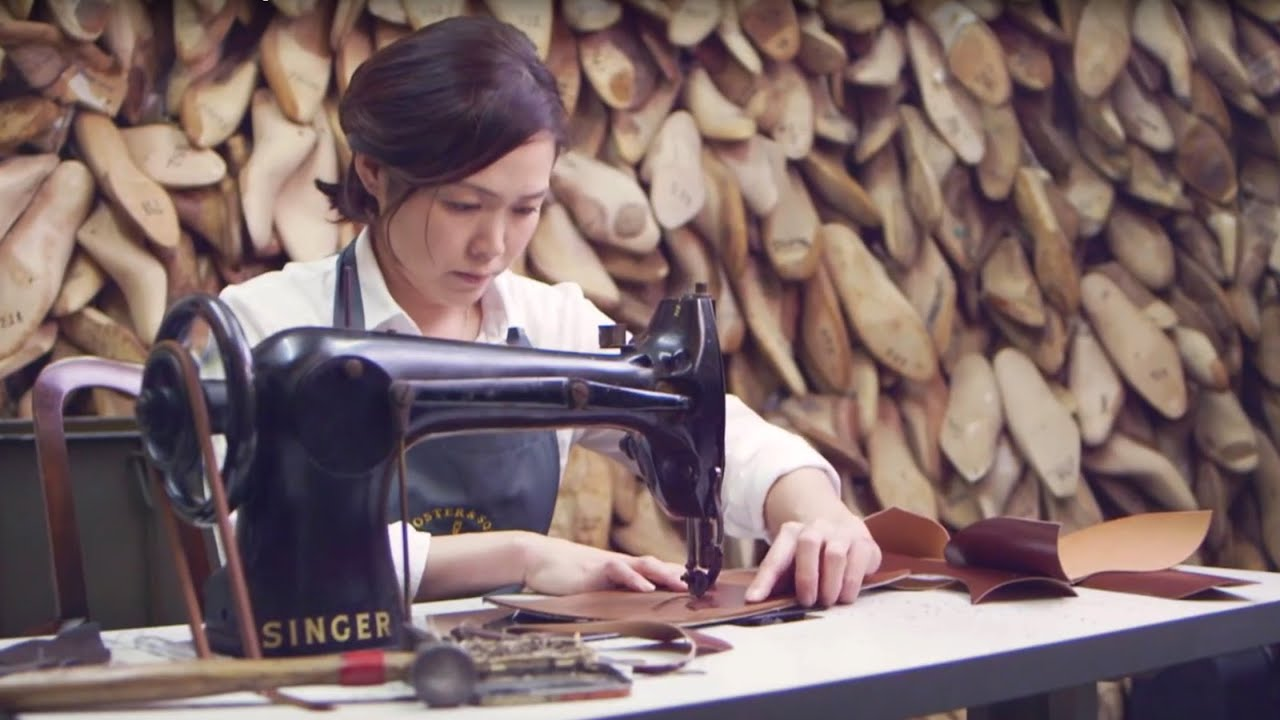 How was it made? The Art of Shoe Making