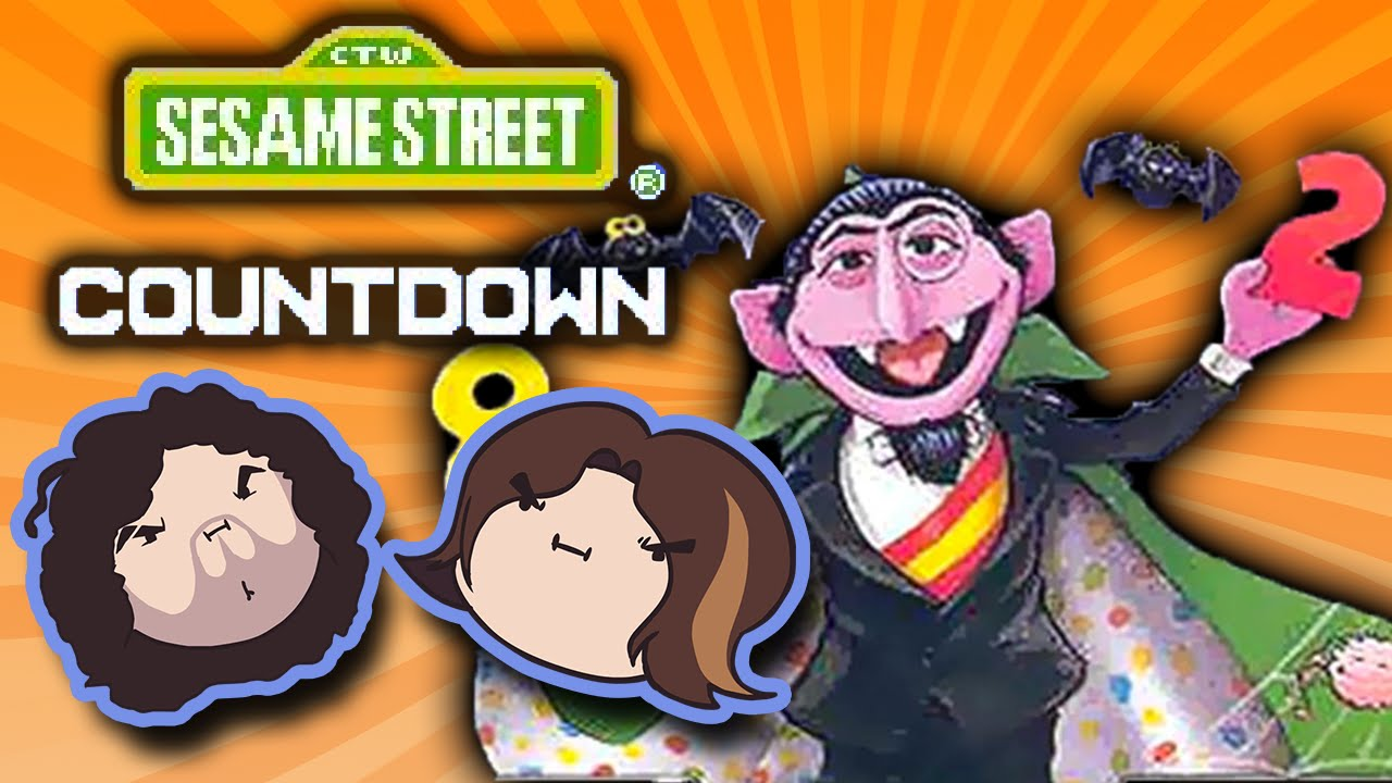 Sesame Street Countdown - Game Grumps