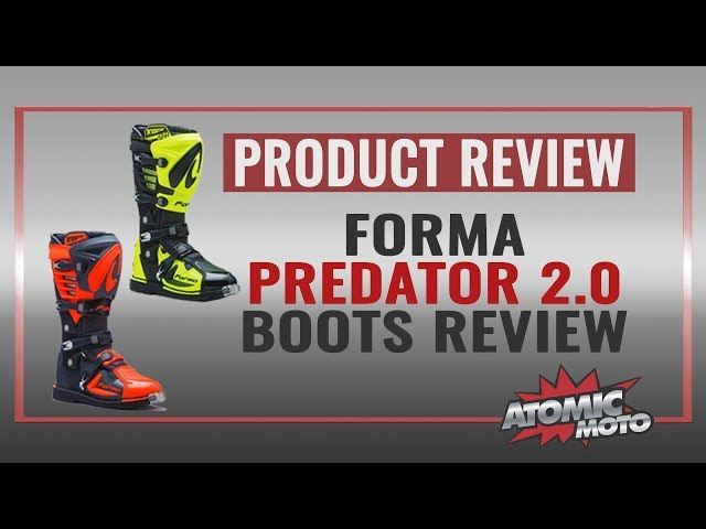 Forma Predator 2.0 Boots Review