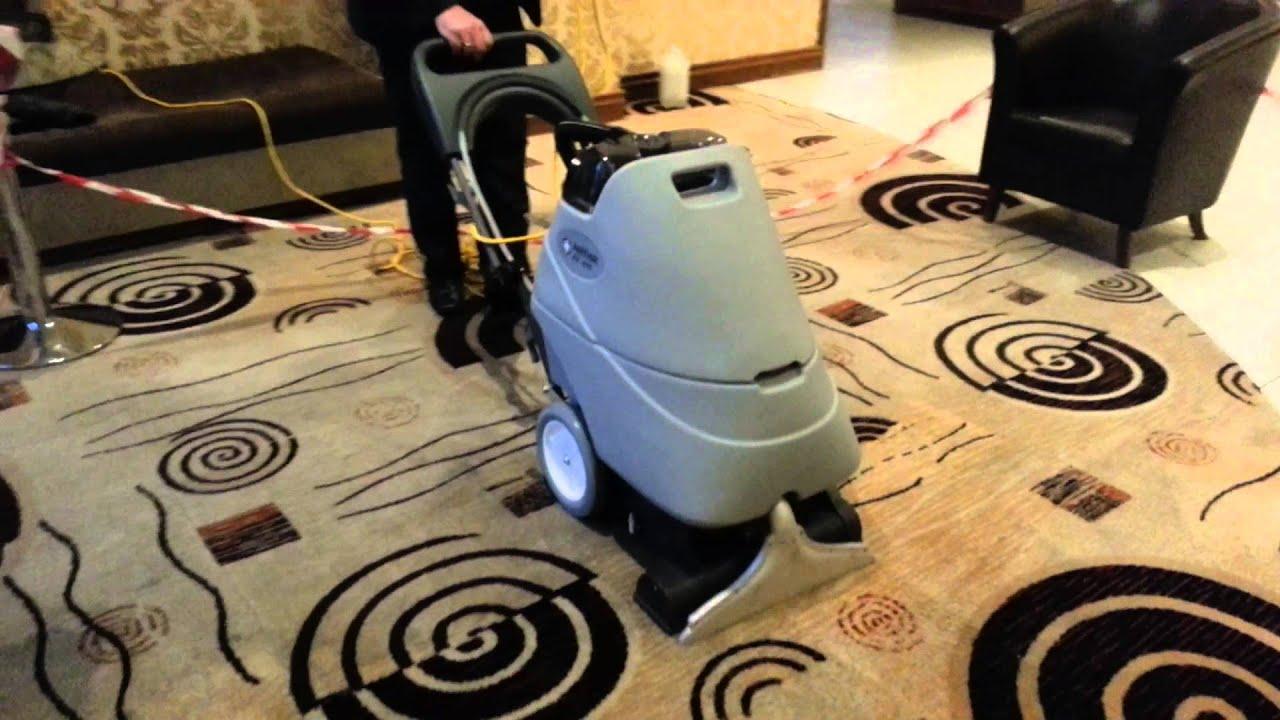Nilfisk AX 410 Carpet Cleaning Machine