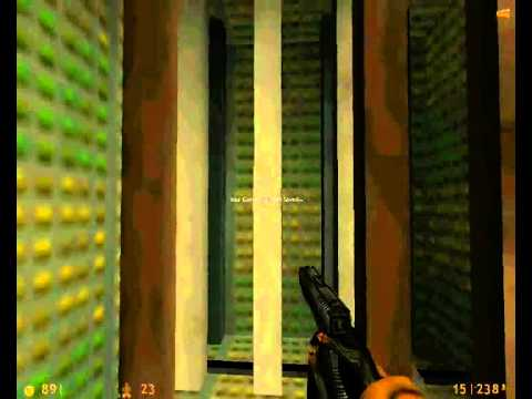Half-life - Adam (Part 2 - End) - Walkthrough