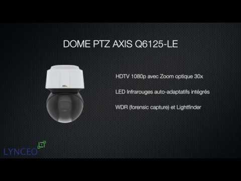 AXIS PTZ Camera Q6125-LE