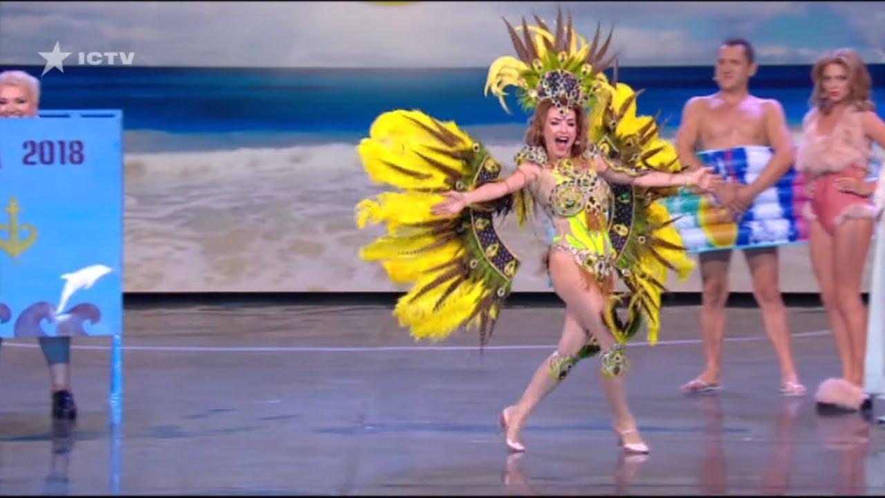 Зажигательный танец Вики Булиткои меховой купальник! Подборка ПРИКОЛОВ 2019 - Дизель Шоу