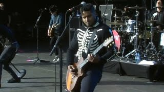 """Clip of Sum 41 performing """"Underclass Hero"""" from Open Air Style Fes..."""