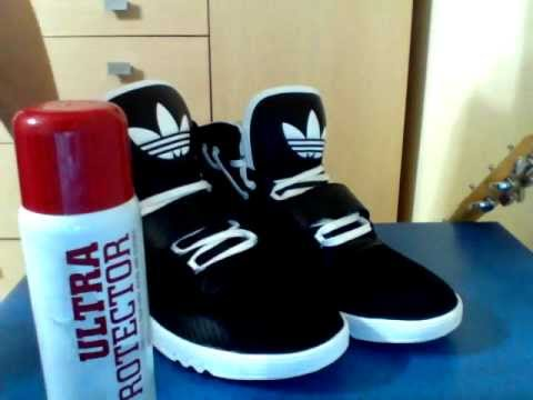 1d62651615d84 Shoe Protector Cleaner Review - YouTube