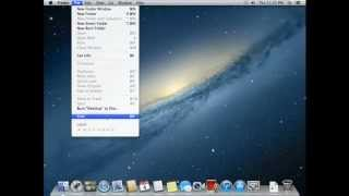 How to Install Mac OS X 10.8 (OS X Mountain Lion) on Windows 8/7 - VMware