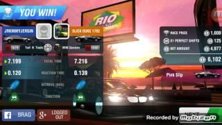 racing rivals pinks bmw m3 gt2 vs ford gtr