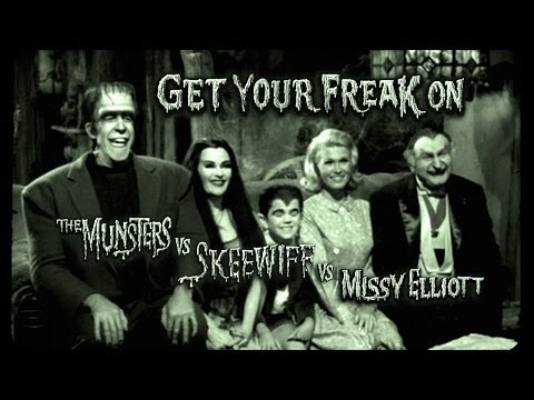 Get Your Freak On | Skeewiff, The Munsters & Missy Elliott [Grantsby Video]