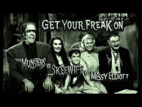 Get Your Freak On   Skeewiff, The Munsters & Missy Elliott [Grantsby Video]