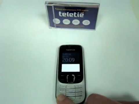 Teletie - перевірка балансу