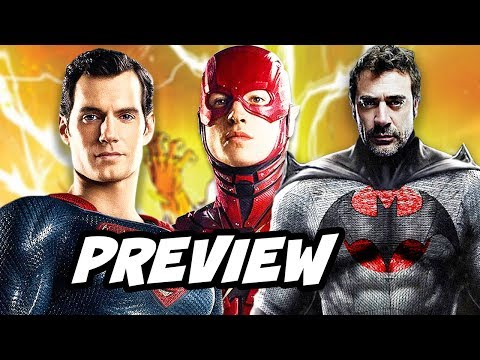 Thumbnail: Justice League Early Reviews and The Flash Flashpoint Crossover