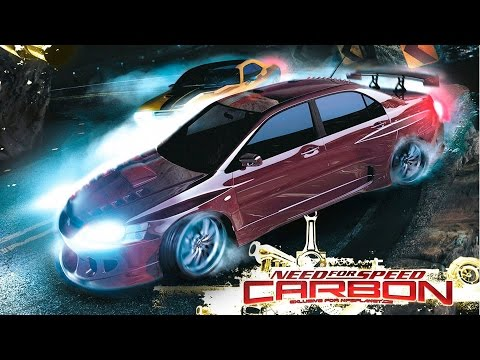 Need for Speed Carbon (Englisch vers.) #1