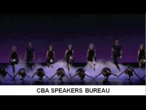 World Champion Trinity Irish Dancers- Step - CBA Speakers Bureau