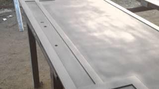 Изготовление двери, бронедвери, металлической двери(, 2014-12-31T00:46:03.000Z)