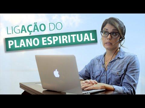 LIGAÇÃO DO PLANO ESPIRITUAL (Humor E Espiritismo)