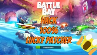 How to hack battle bay with lucky patcher