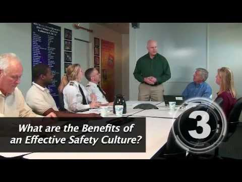 Best Practices for Safety Climate, Culture and Management Systems